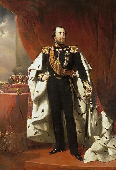 412px-Portrait_of_King_Willem_III_of_the_Netherlands,_Nicolaas_Pieneman_(1856).jpg